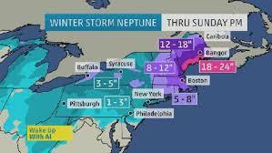 Winter Storm Neptune